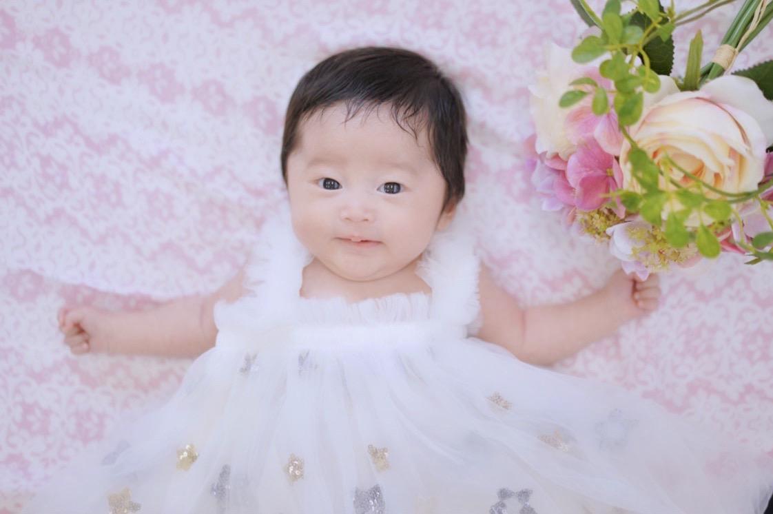 生後1ヶ月女の子